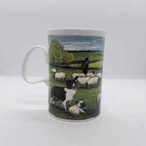 Dunoon Coffee Mug Sheep Dog